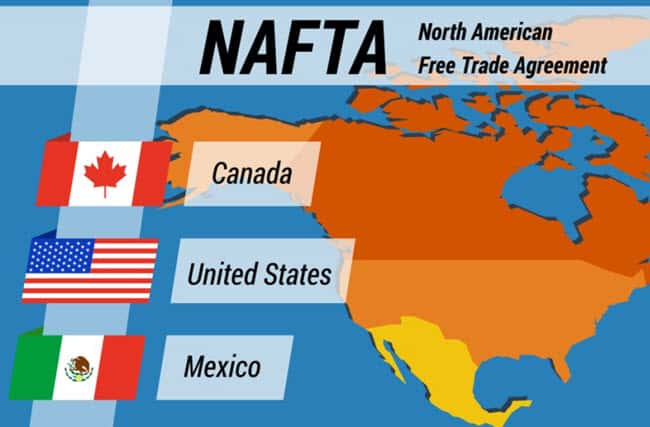 Obuweg Us And Canada Reach Free Trade Agreement 1988 981439334 2018