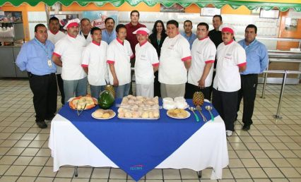Mexico Industrial Catering