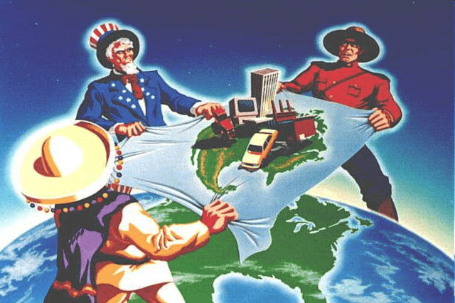 After 20 years some consider Mexico the biggest NAFTA winner