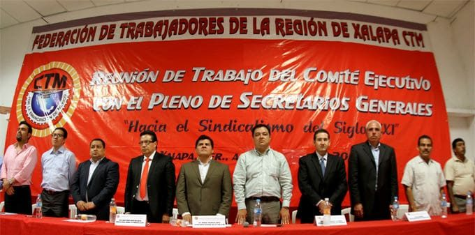 A look at labor unions in Mexico