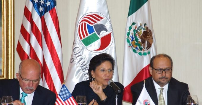 A prosperous economic partnership with Mexico is good for the United States