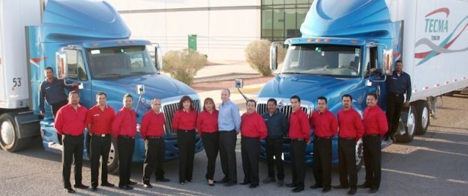 Tecma Transportation Services (TTS) Commits to Clean Transport