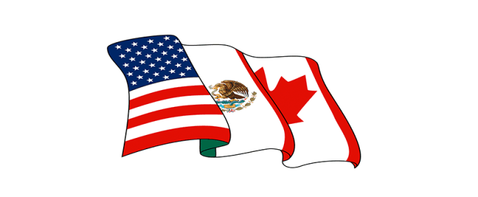 NAFTA partner countries combine to produce significant portion of global GDP