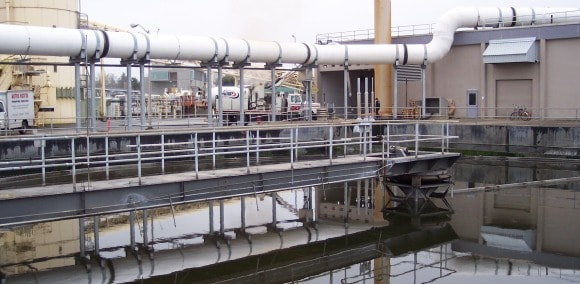 Industrial wastewater treatment regulations in Mexico