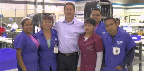 MC Electronics Manufactures in Mexico with the Tecma Group of Companies