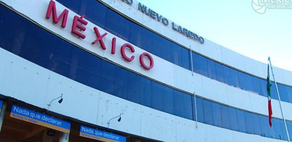 Special NEEC lane to be used as a control by Mexican Customs