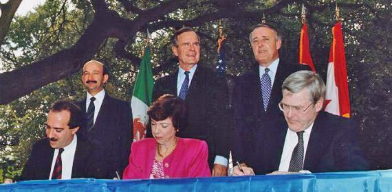 Rules for Originating Goods under the NAFTA