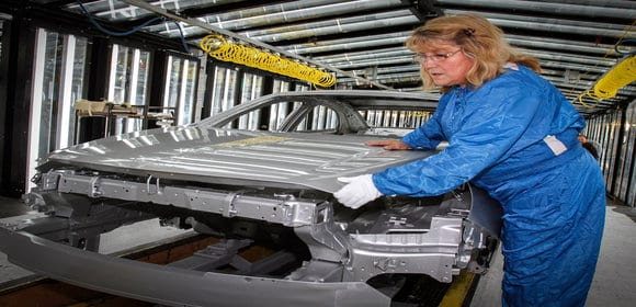 Competition for automotive investment in the NAFTA zone is intense
