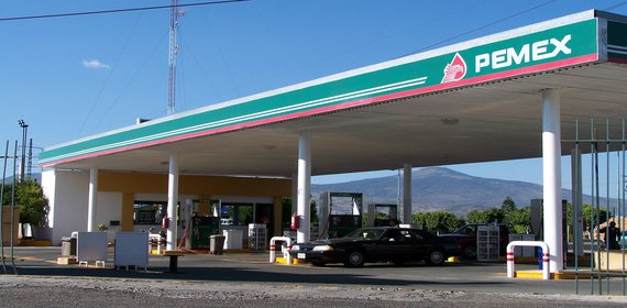 PEMEX will not bid in Round One of Mexican oil block site auctions
