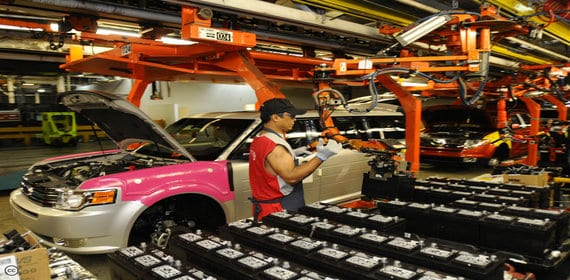 Growth in Mexican automotive production is impressive in first half of 2015