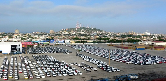 Mazatlan poised to play role as major Mexican automotive logistics hub