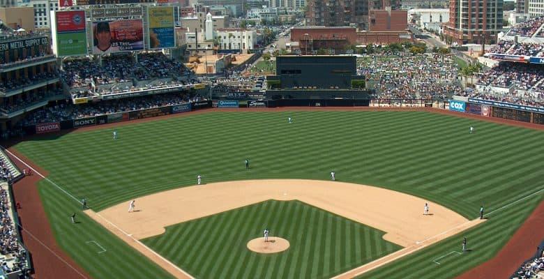 San Diego Baseball Field