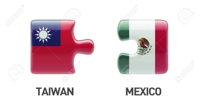 Mexico and Taiwan are important trading partners