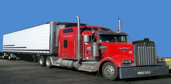 Mexico is the leading exporter of tractor trailers