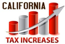 Excessive taxes are why companies are leaving California