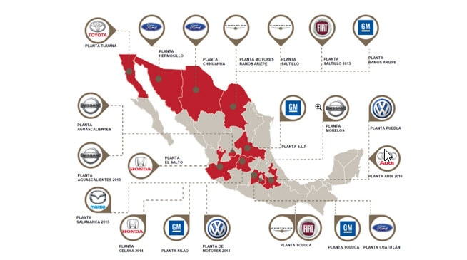 European Companies Joining Trend Moving to Mexico