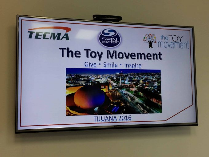 The Toy Movement Mission of Goodwill Reaches Mexico