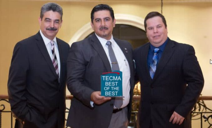 TECMA Best of the Best award 2016