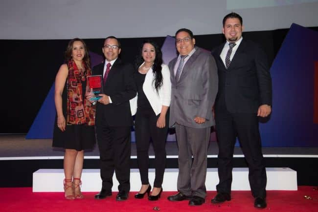 Tecma Receives Great Place to Work Award