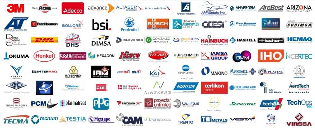 Mexico Aerospace Summit Sponsors