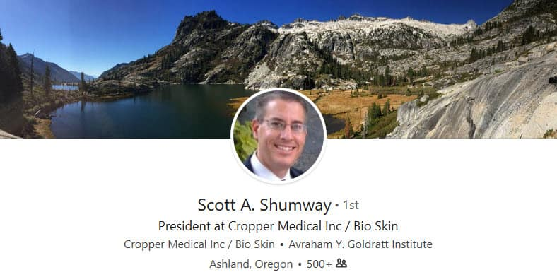 Scott Shumway