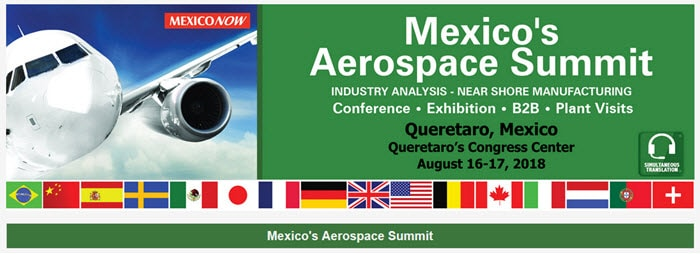Mexico's Aerospace Summit