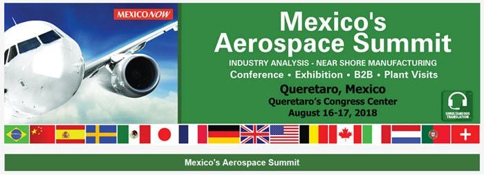 Mexico's Aerospace Summit