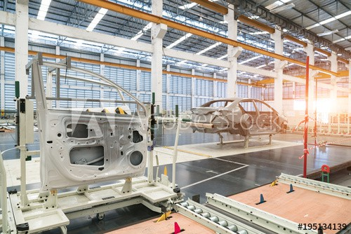 Low Cost Manufacturing Labor in Mexico's Automotive Industry