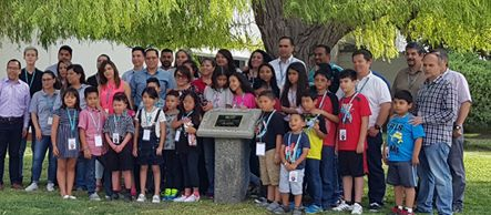 Tecma Plants Time Capsule for Future Tecma Employees
