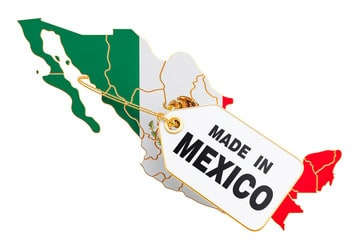 Manufacturing Companies in Mexico are Grouped in Clusters