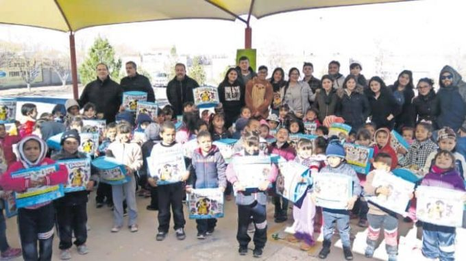 Global Toy Movement Arrives in Juarez, Mexico