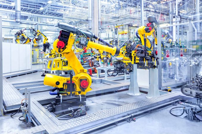 The Automotive Industry is The Driver of Robotics in Mexico