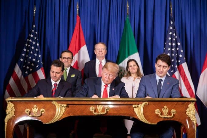 Manufacturers have two notable concerns regarding the implementation of the USMCA