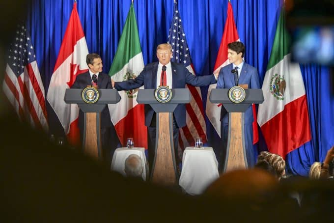 The USMCA: The new North American free trade agreement