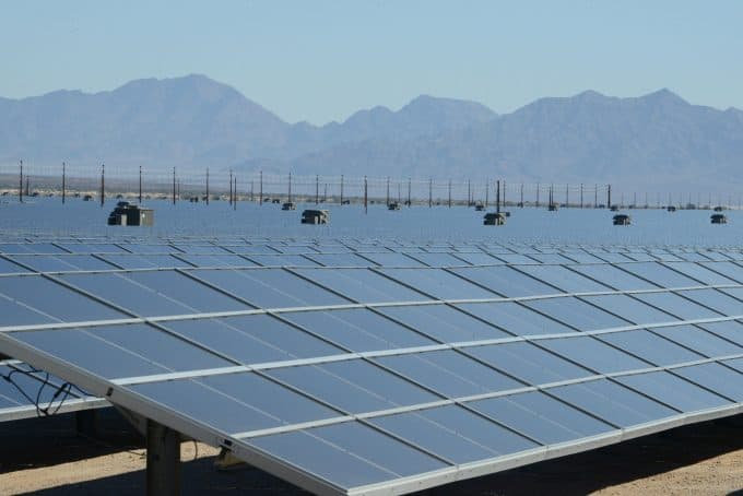 There is great potential for solar power in Mexico